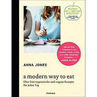 Buch A modern way to eat | Bücher