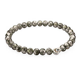 Collier Muranoglas Silber | Accessoires