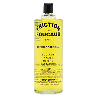 Friction de Foucaud | Massageöle