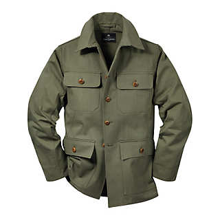Nigel Cabourn Scottish Jacket | Jacken